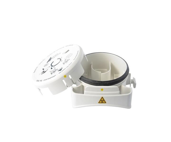 Amalgam-Einwegbehälter