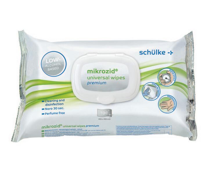 Mikrozid universal wipes premium