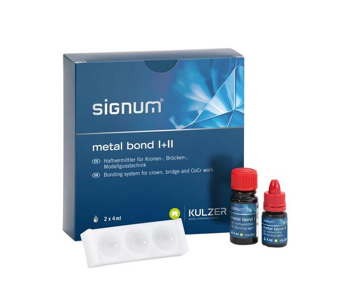 Signum metal bond