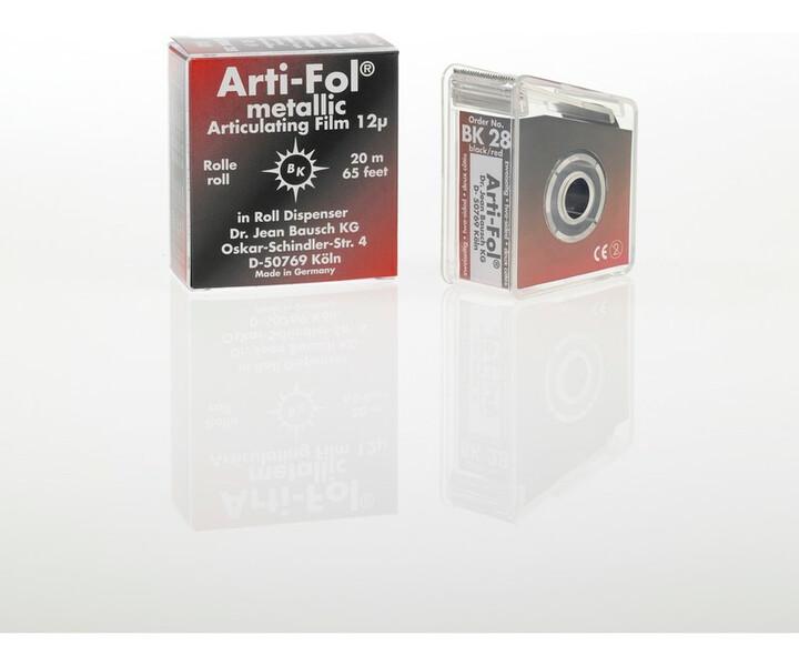 Arti-Fol 12µ metallic