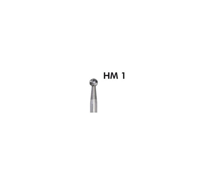 H+M Hartmetallbohrer Fig. 1 rund