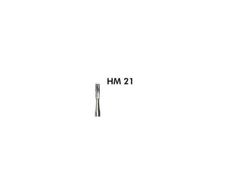 H+M Hartmetallbohrer Fig. 21 zylindrisch