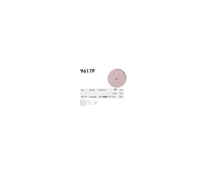 H+M Elastische Polierer Fig. 9617 P - 9619 P ,weiß