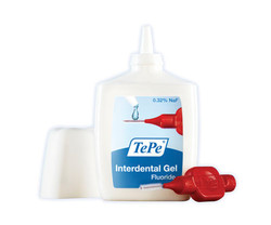 Interdental Gel mit Fluoriden