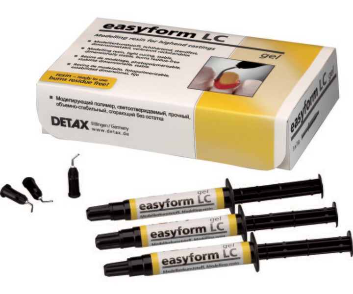 Easyform LC Gel
