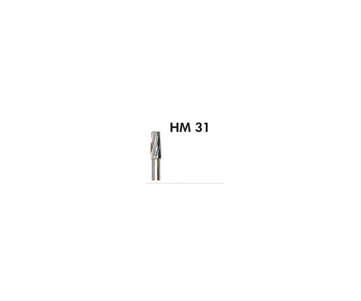 H+M Hartmetallbohrer Fig. 31 zylindrisch