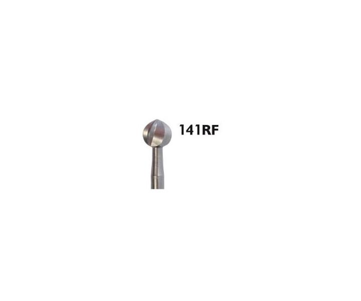 H+M Chirurgie-Kugelfräser, Fig. 141 RF Stahl, rostfrei