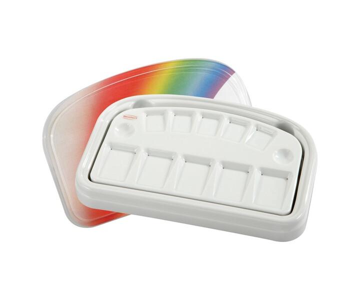 Rainbow-Anmischplatte