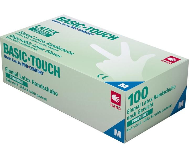 Einmalhandschuhe Basic-Touch PF