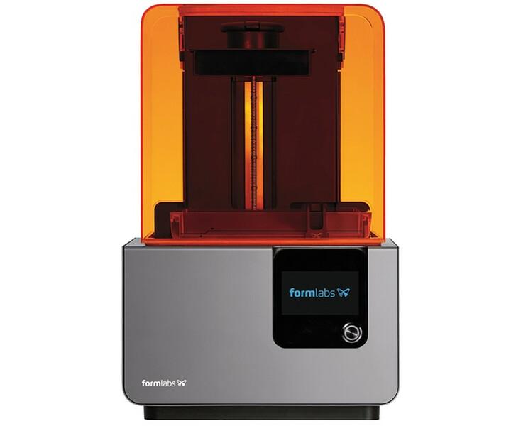 Formlabs Form 2 3D-Drucker Komplettpaket