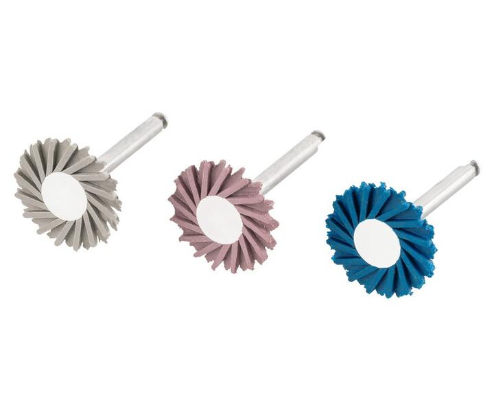 ORBIpol polishing spiral für Keramik