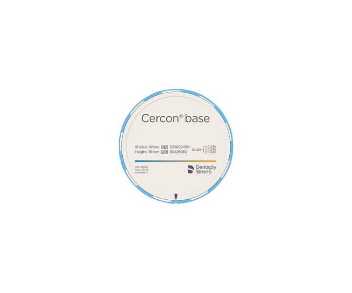 Cercon base Disk