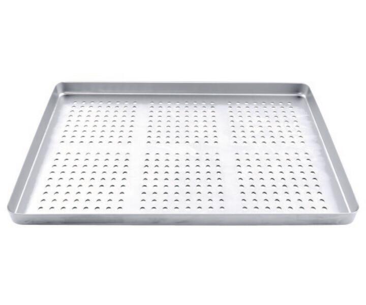 Normtrays, aus Aluminium