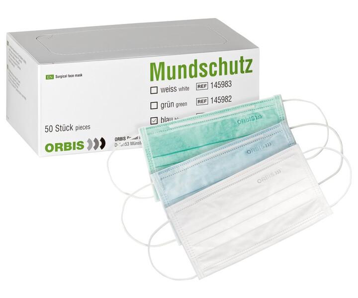 ORBIS Mundschutz mit Gummizug