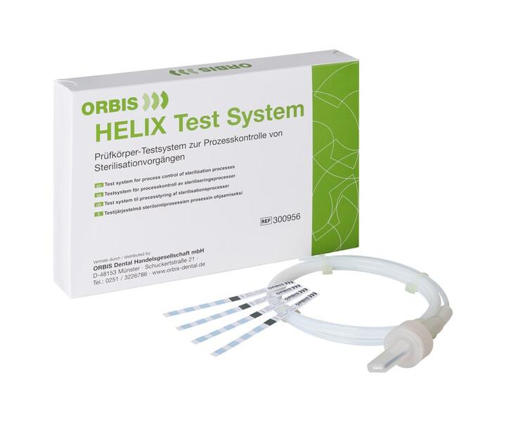 Helix Test Prüfkörpersystem
