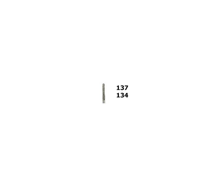 Horico Hartmetallfräsen Fig. S137/134, Frästechnik