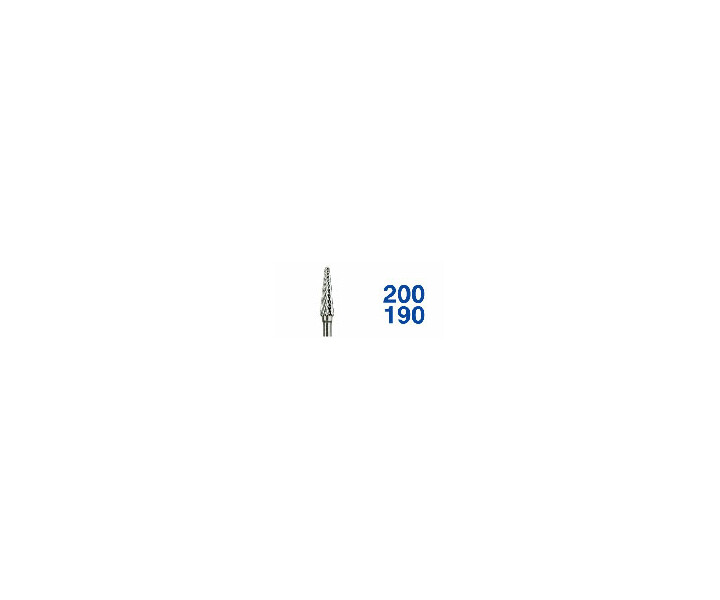 Horico Hartmetallfräsen Fig. 200/190, Frästechnik