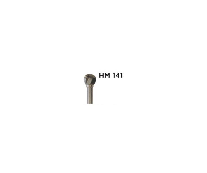 H+M Chirurgie-Kugelfräser, Fig. 141 Hartmetall